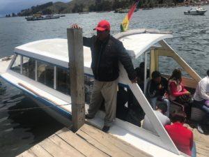チチカカボート