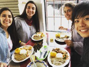 コロンビア食堂