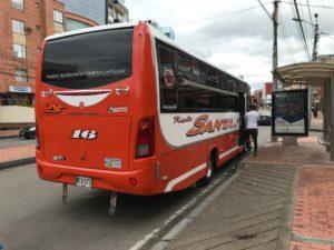 コロンビアバス