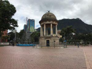 コロンビア広場