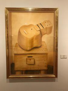 太ったギター