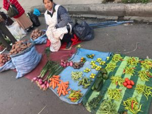 アンデス市場