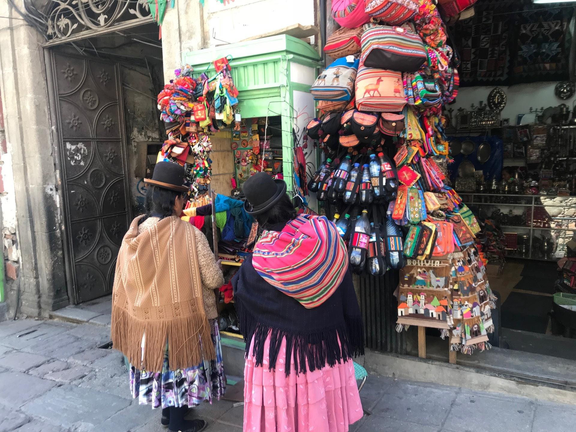 ボリビア先住民