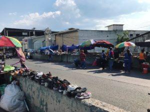 サンイシドロ市場