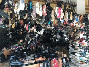 靴流通しすぎ