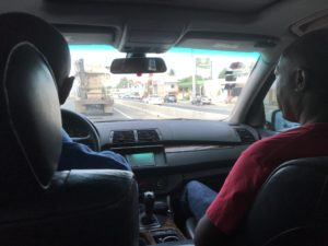 ドミニカ共和国渋滞