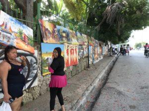 ハイチ絵画