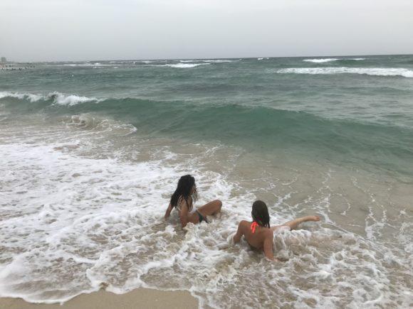 ドミニカンビーチ