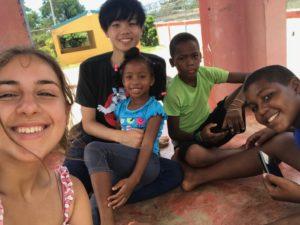 孤児院ボランティア