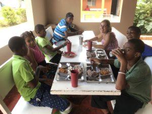 孤児院給食