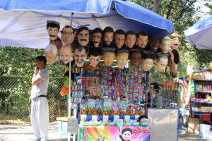 トランプ大統領仮面
