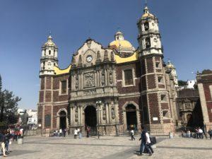 グアダルーペ旧寺院