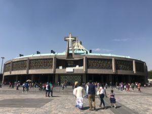 グアダルーペ新寺院