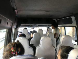 クスコ発バス