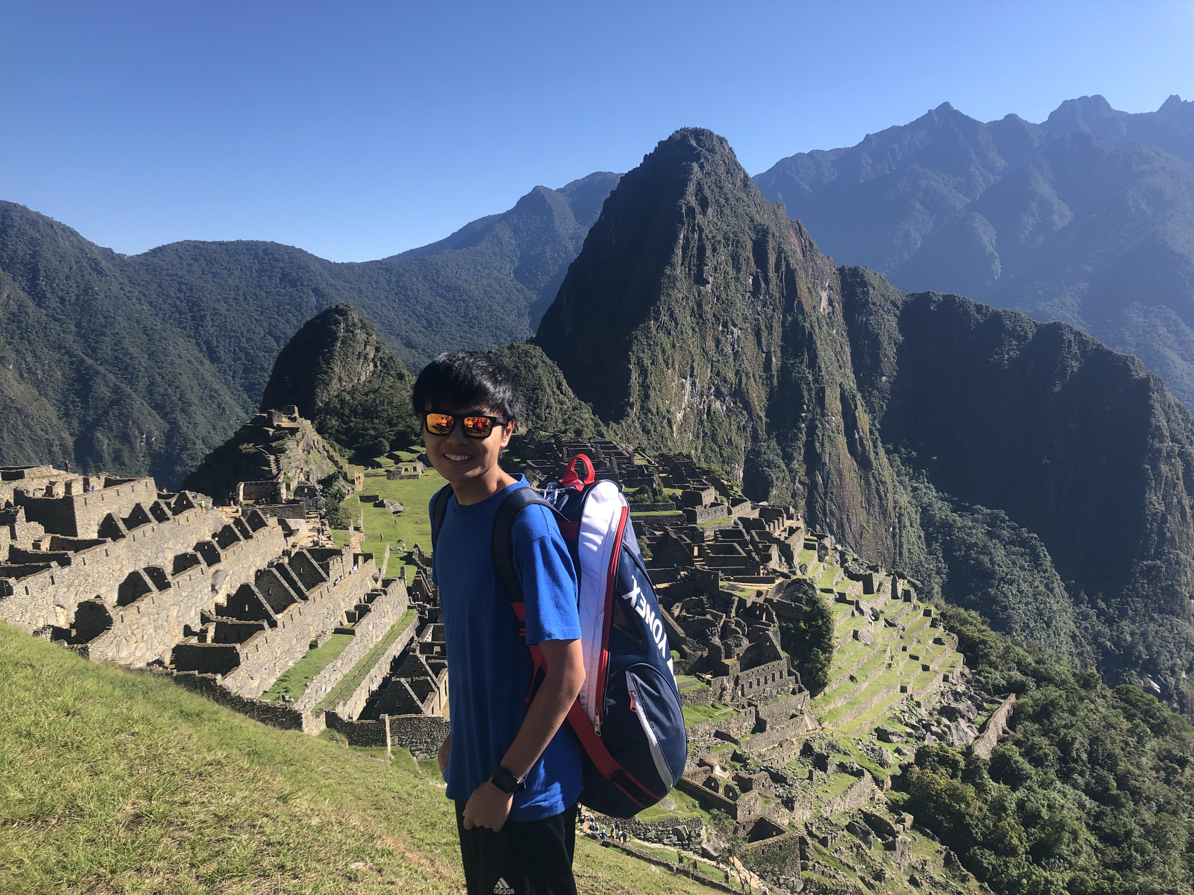 南米の絶景マチュピチュ