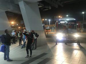 グアヤキルバスターミナル