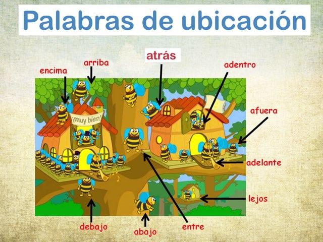 スペイン語の場所の表現